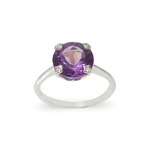 bague-amethyste-ronde-diamants-1