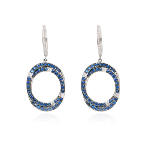 boucles-d-oreille-cercles-pavage-saphirs-et-diamants-1