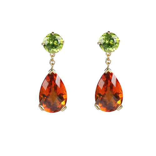 boucles-d-oreille-or-jaune-citrines-madere-peridots-1
