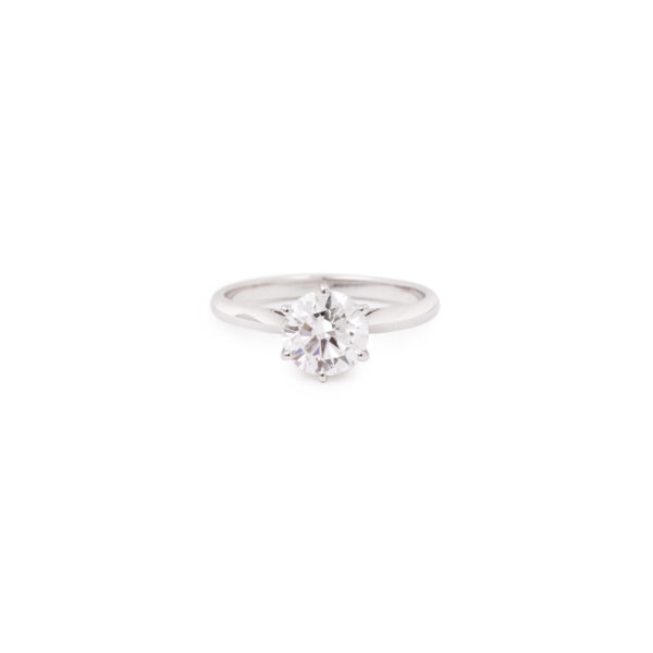 bague gemmyo solitaire 1.01 cts