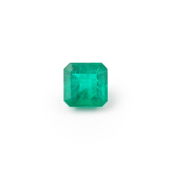 Emeraude Taille Carrée PC 2.73 cts Bresil (1)