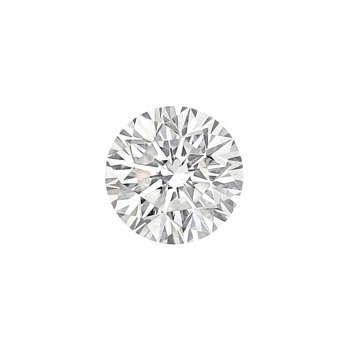 Certified 1.01 Carat D / VVS1 round cut Diamond