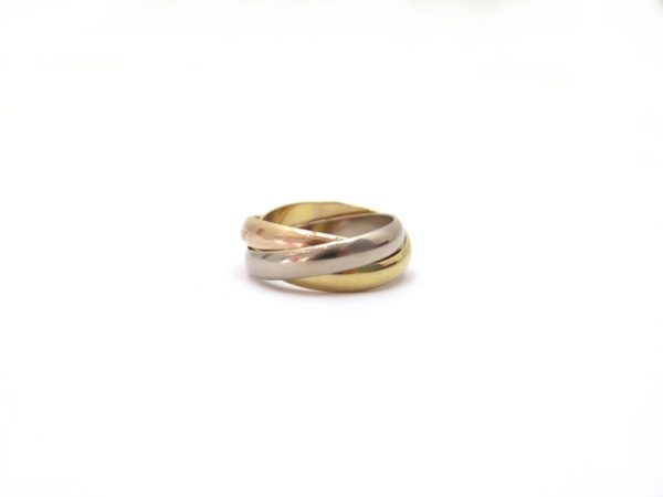Bague Homme Trinity Cartier (3)